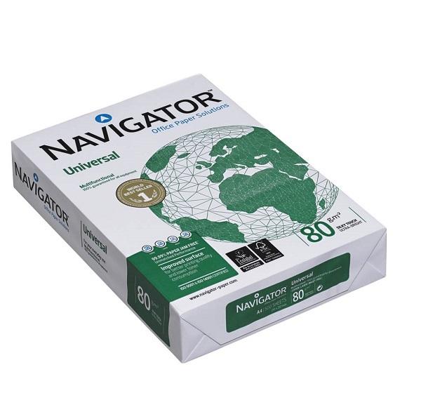 PAPER NAVIGATOR UNIVERSAL A4 80GSM ream