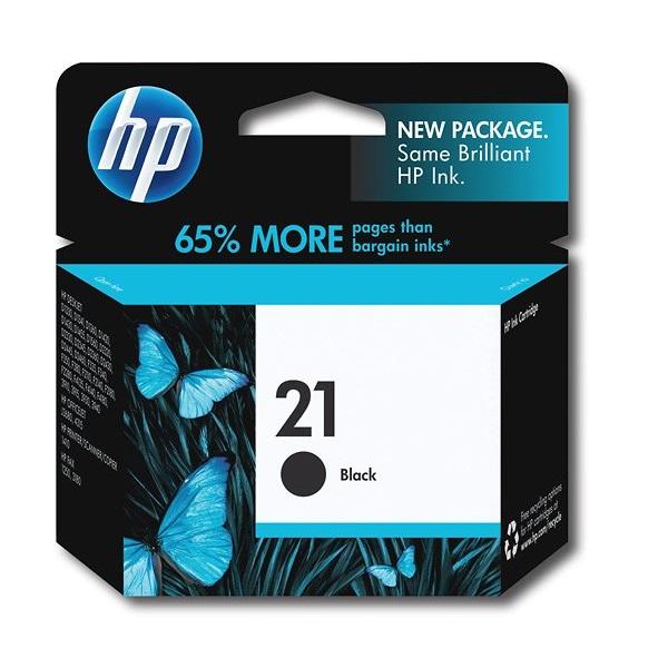 INK CARTRIDGE HP 121 BLACK: CC640HE