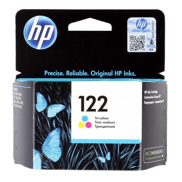 INK CARTRIDGE HP 122XL COLOU