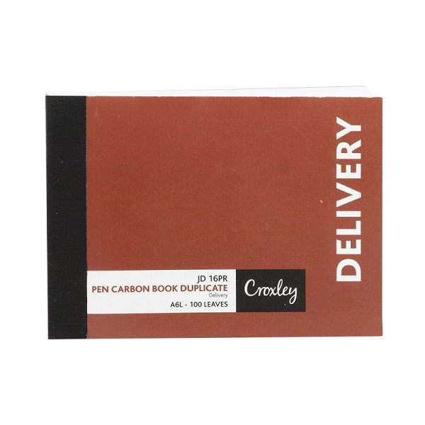 BOOK P/C DELIVERY A6L JD16PR