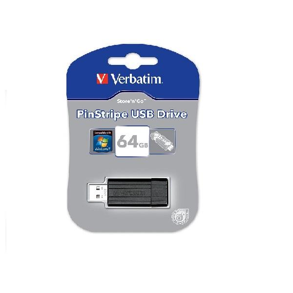 FLASH DRIVE 64GB VERBATIM