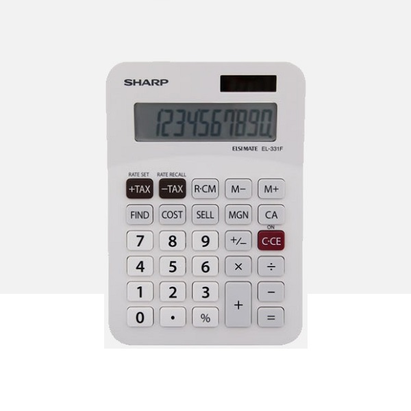 CALCULATOR SHARP EL-330FB