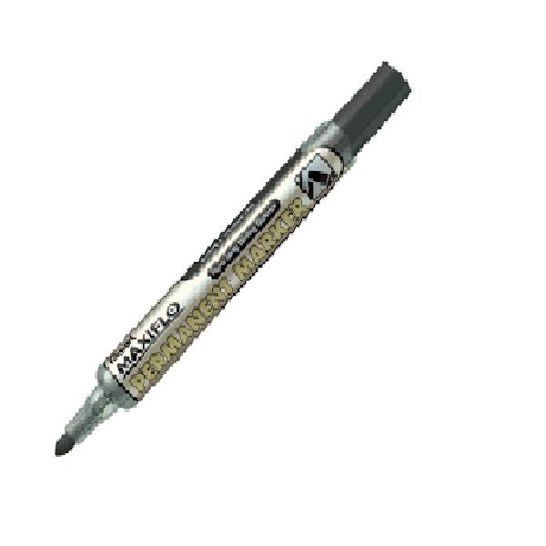 MARKER PERM NLF50-A BLACK