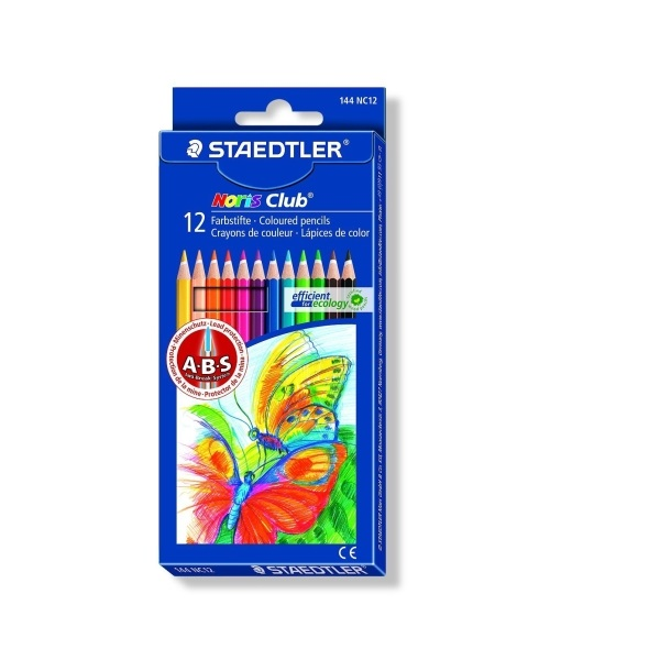 COLOURING PENCILS STAEDTLER SET OF 12