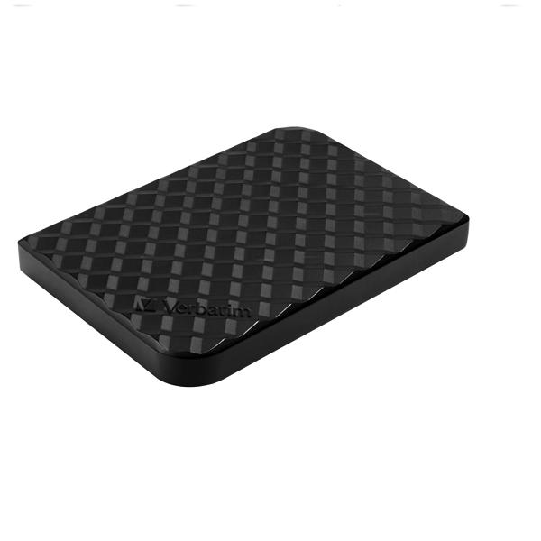 HARDDRIVE EXTERNAL  VERBATIM 2.5'' USB 3 2TB=BLACK