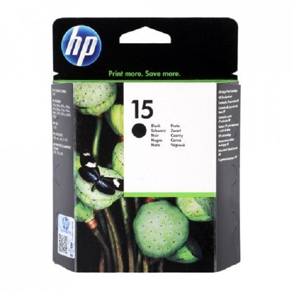 INK CARTRIDGE HP 15 BLACK