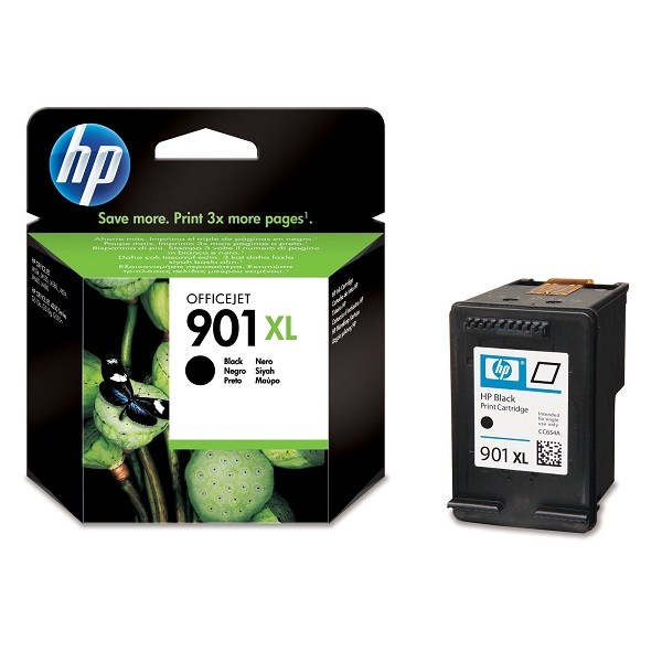 INK CARTRIDGE HP 901XL CC654AE BLACK