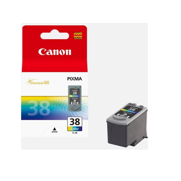 INK CARTRIDGE CANON CL-38