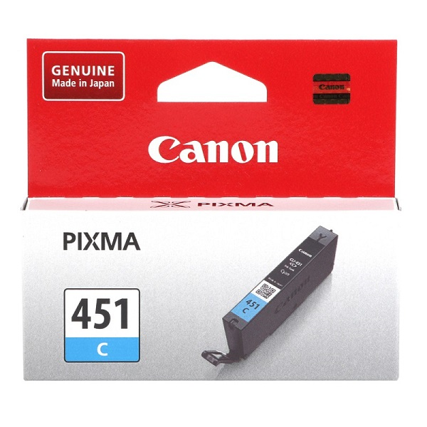 INK CARTRIDGE CANON CLI-451 CYAN