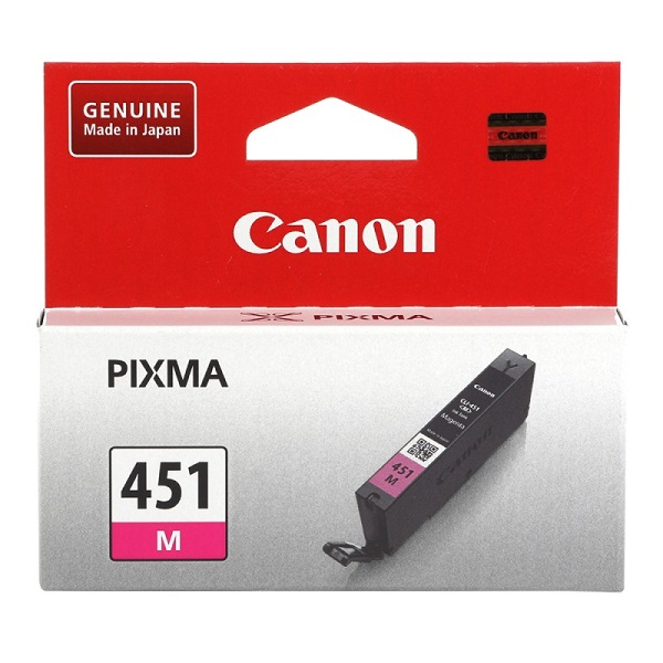 INK CARTRIDGE CANON CLI-451 MAGENTA