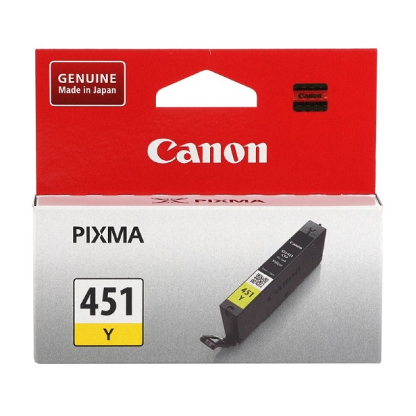 INK CARTRIDGE CANON CLI-451Y