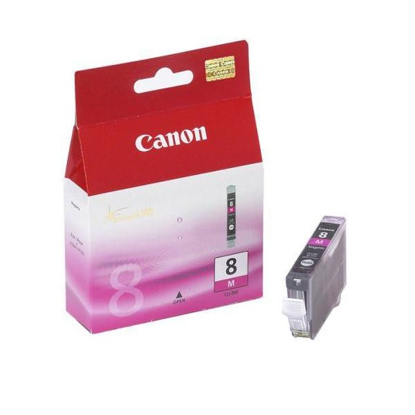 INK CARTRIDGE CANON CLI-521 MAGENTA