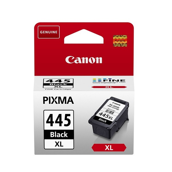 INK CARTRIDGE CANON PG-445XL BLACK