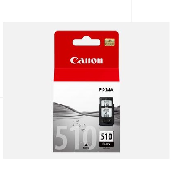 INK CARTRIDGE CANON PG-510 BLACK: PG510BK