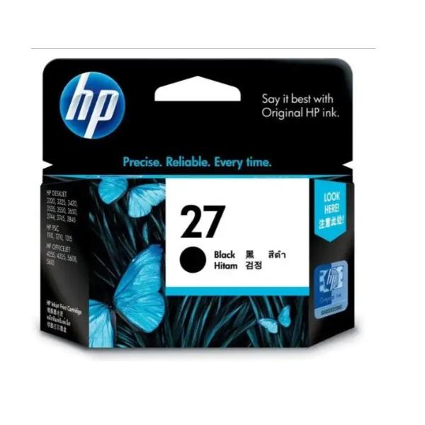 INK CARTRIDGE HP 27 BLACK