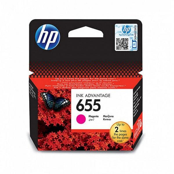 INK CARTRIDGE HP 655 MAGENTA