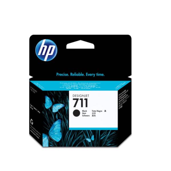 INK CARTRIDGE HP 711 BLACK CZ129A