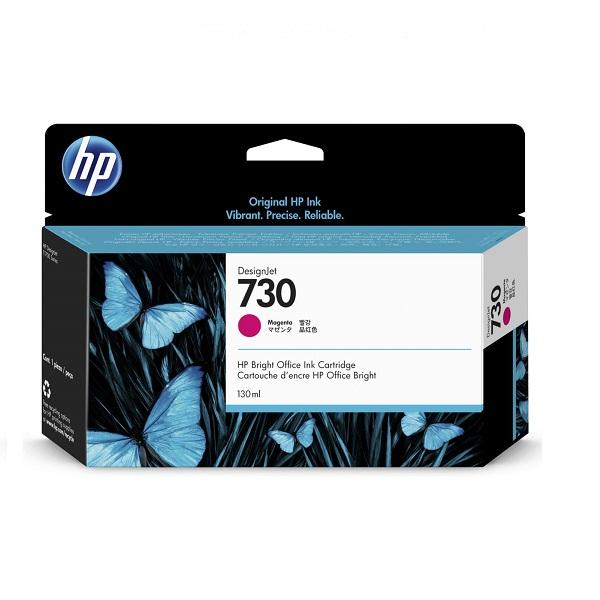 INK CARTRIDGE HP 730 MAGENTA 130ML