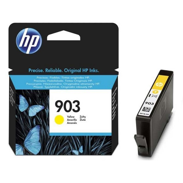 INK CARTRIDGE HP 903 YELLOW