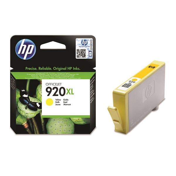 INK CARTRIDGE HP 920XL YELLOW