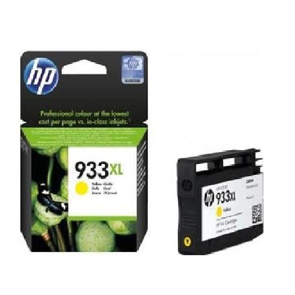 INK CARTRIDGE HP 933XL YELLOW CN056AE