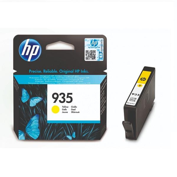 INK CARTRIDGE HP 935 YELLOW