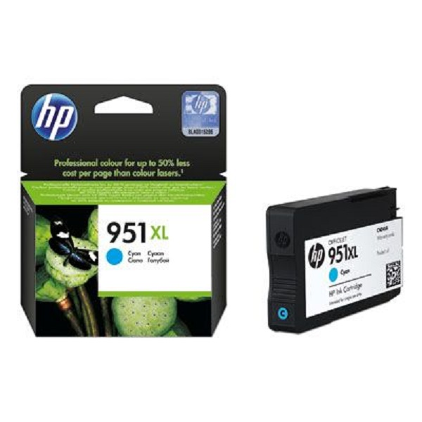 INK CARTRIDGE HP 951XL CYAN