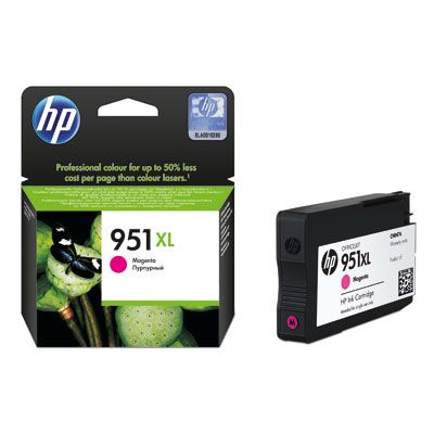 INK CARTRIDGE HP 951XL MAGENTA