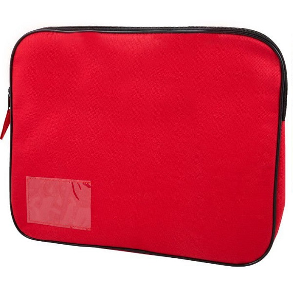 BAG BOP010R RED B/FLY