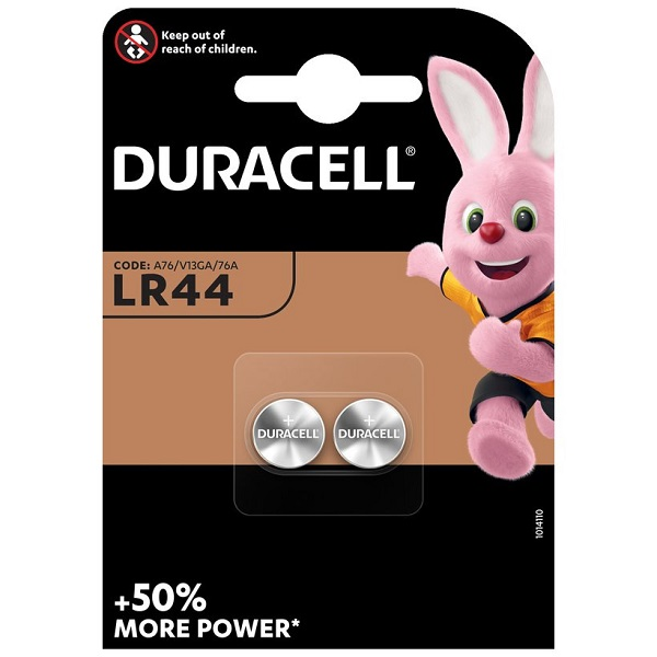 BATTERIES DURACELL ALKALINE - PACK LR