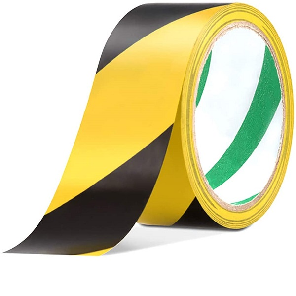 TAPE BARRIER BLACK/YELLOW = 1003573