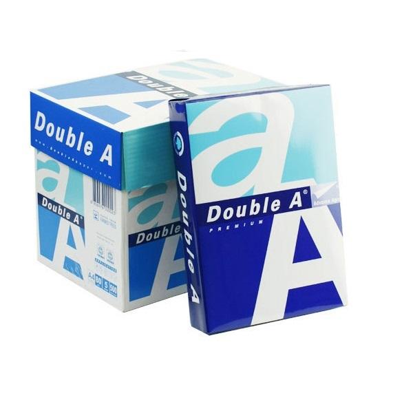 PAPER DOUBLE A PAPER A4 BOX - 5 REAMS