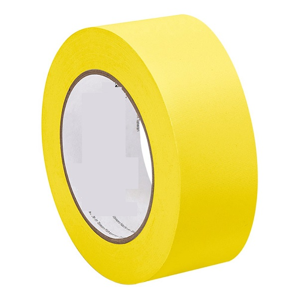 TAPE DOUBLE SIDED YELLOW 18MMX33M