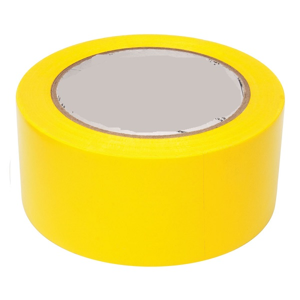 TAPE DUCT 48MM X 25M YELLOW