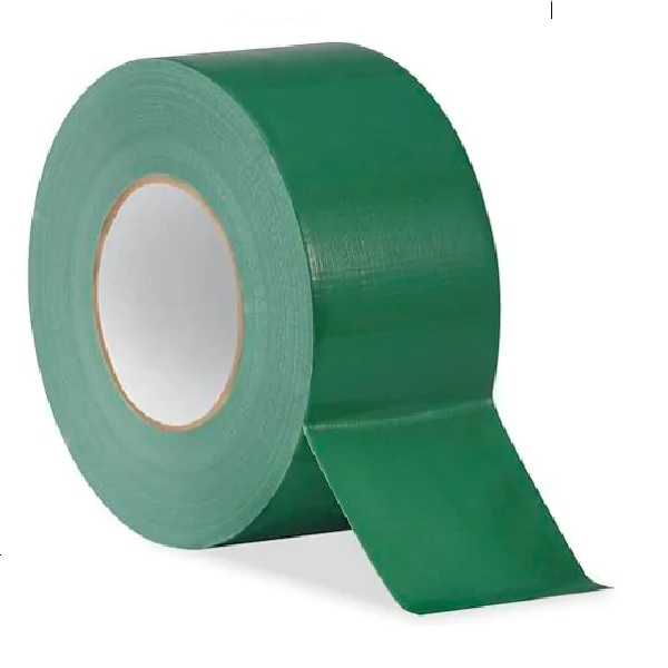TAPE DUCT 48MM*25MM GREEN