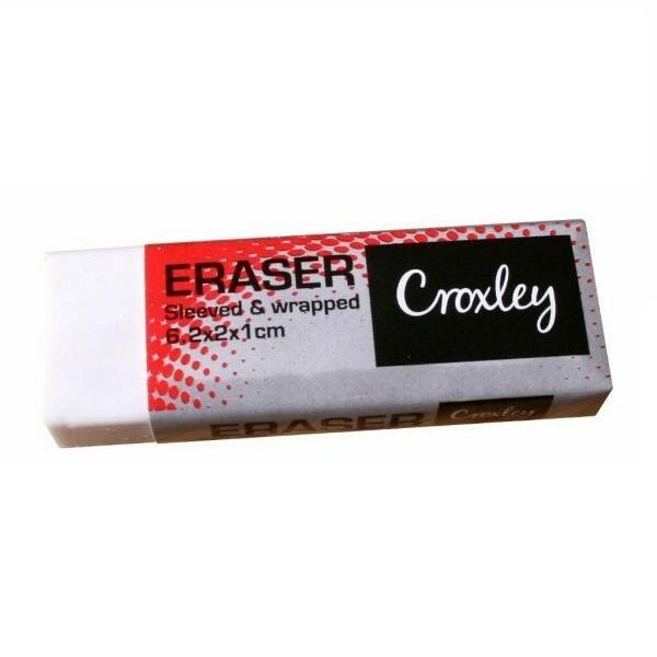 ERASER CROXLEY 62X2CM: ERA4420 - 20'S