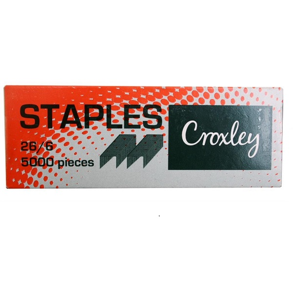 PAPER CLIPS 78MM SILVER CROXLEY= CLI4350