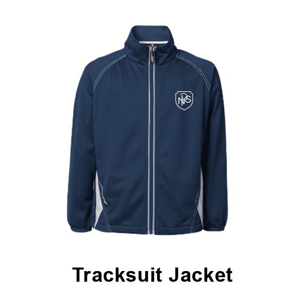 TRACKSUIT JACKET MEDIUM
