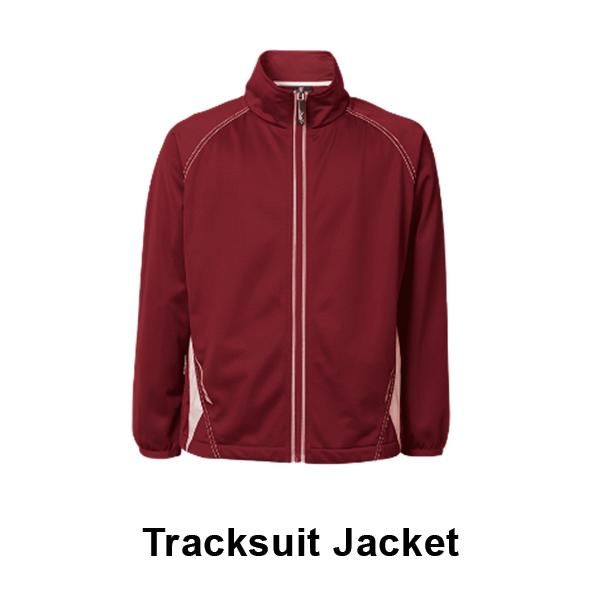 TRACKSUIT JACKET WESTWOOD