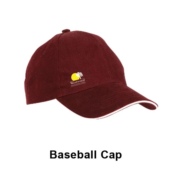 BASE BALL CAP, WESTWOOD